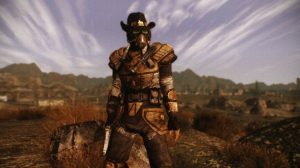 Fallout New Vegas Wallpaper 1366×768 25+