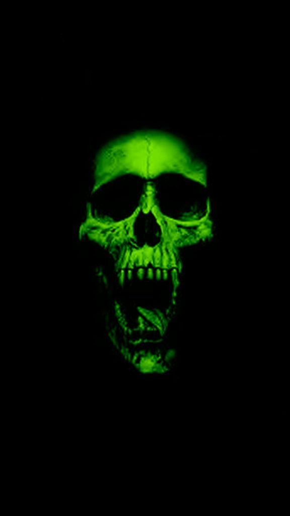 green-skull-PIC-MCH069955-576x1024 Cool Green Skull Wallpapers 30+