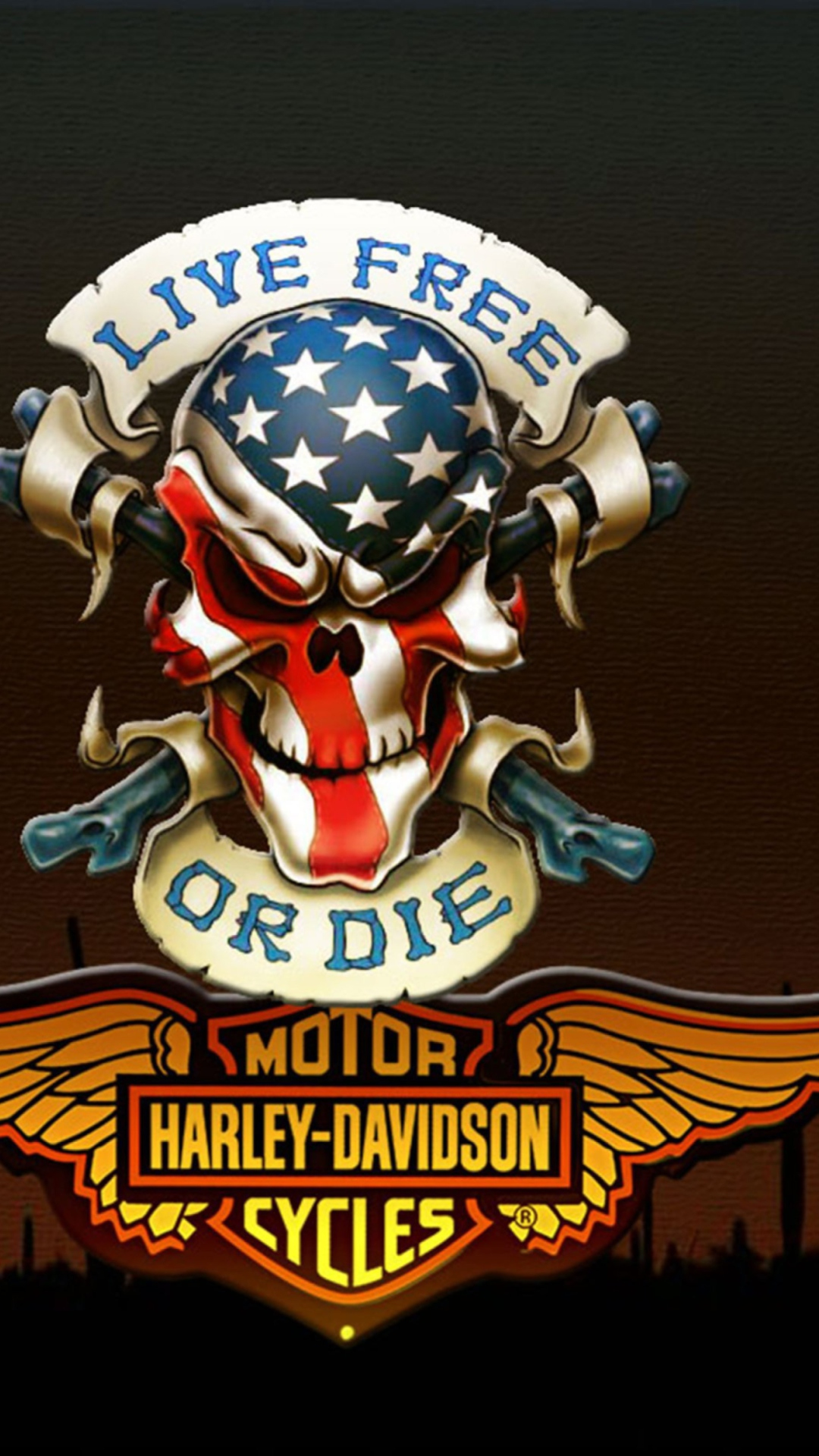 Harley Davidson Iphone Hd Wallpapers Pic Mch071181 Dzbc Org