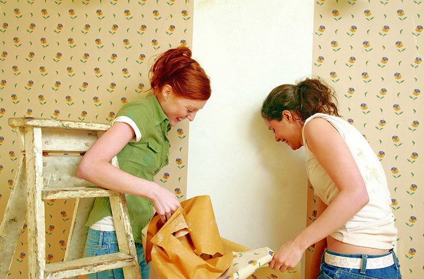 how-to-remove-wallpaper-with-fabric-softener-PIC-MCH073939 Best Fabric Softener For Wallpaper Removal 16+