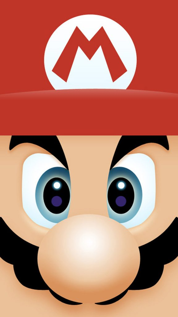 iPhone-plus-Mario-Face-HD-Wallpaper-PIC-MCH076429-576x1024 Nintendo Wallpapers For Iphone 6 27+
