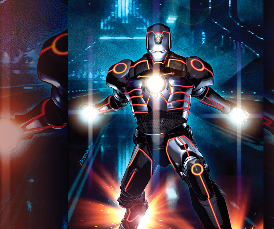 Iron Man 3d Wallpaper Free 28 Dzbc Org