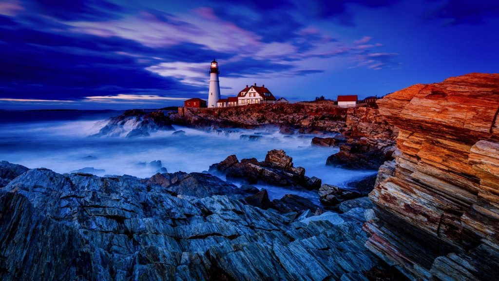 lighthouse-wallpaper-PIC-MCH082321-1024x576 Beautiful Lighthouse Wallpapers 39+