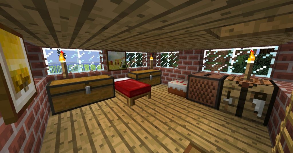 minecraft-bedroom-wallpaper-PIC-MCH086380-1024x536 Minecraft Creeper Bedroom Wallpaper 7+