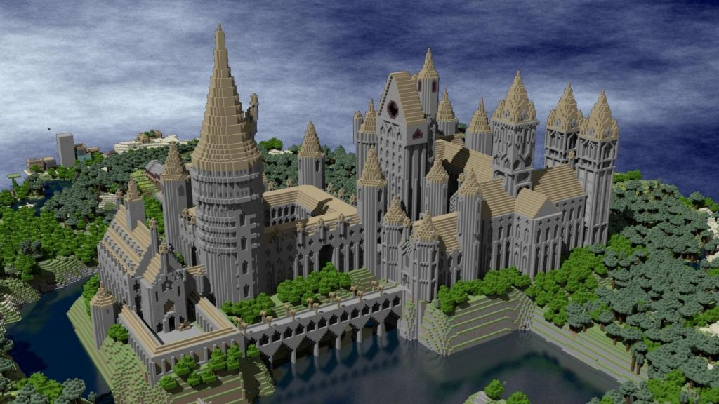 minecraft-castle-wallpaper-hd-x-PIC-MCH086394-1024x576 Minecraft Hd Wallpapers 1366x768 29+