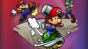 Mario And Luigi Superstar Saga Wallpaper 13+