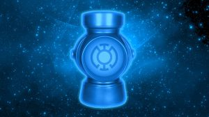 Blue Lantern Ring Wallpaper 8+