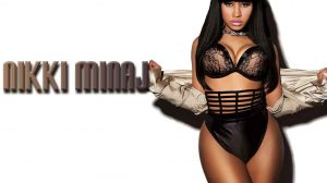 Nicki Minaj Wallpaper For Android 12+