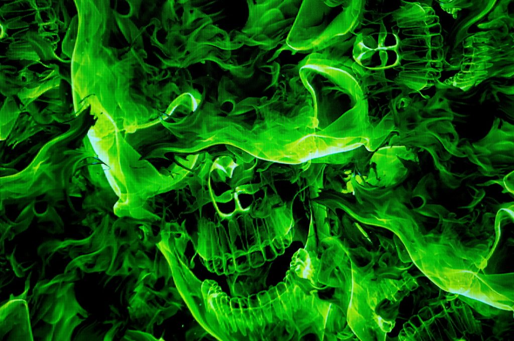 orig-PIC-MCH033539-1024x679 Cool Green Skull Wallpapers 30+