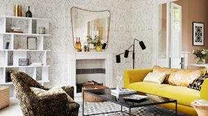 Living Room Interior Wallpaper 25+