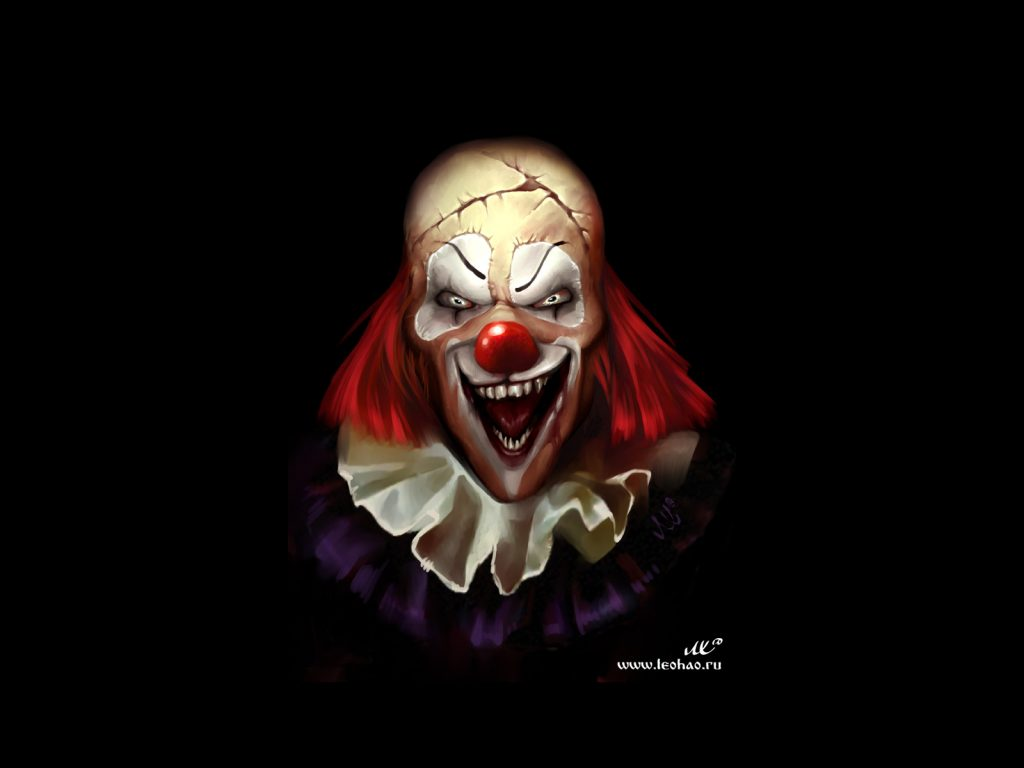 scary-clown-wallpapers-for-android-On-wallpaper-hd-PIC-MCH0100491-1024x768 Creepy Clown Wallpapers 34+