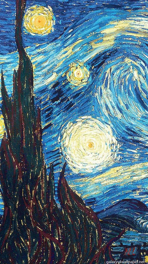 starry-night-iphone-clipart-PIC-MCH0104070-576x1024 Van Gogh Wallpaper Iphone 6 14+