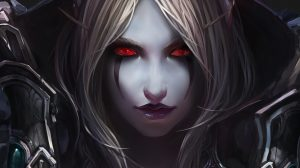 Sylvanas Windrunner Hearthstone Wallpaper 24+