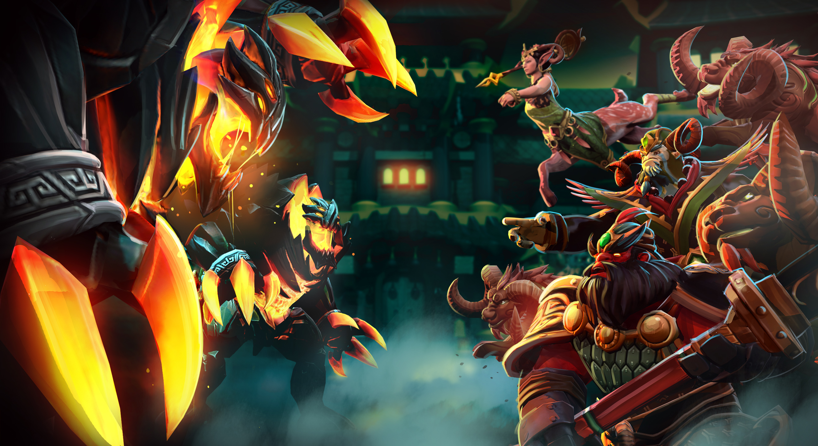 Dota 2 Hd Wallpaper For Laptop 32