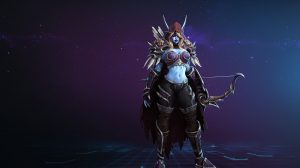 World Of Warcraft Sylvanas Windrunner Wallpaper 12+