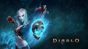 Diablo 3 Wallpaper 2560×1440 32+