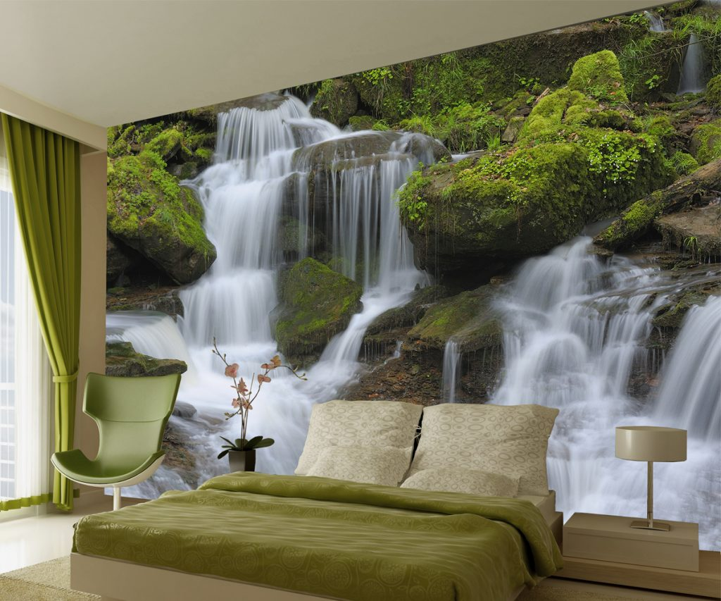 waterfall-wall-mural-PIC-MCH0115556-1024x853 Minecraft Bedroom Wallpaper Ireland 12+