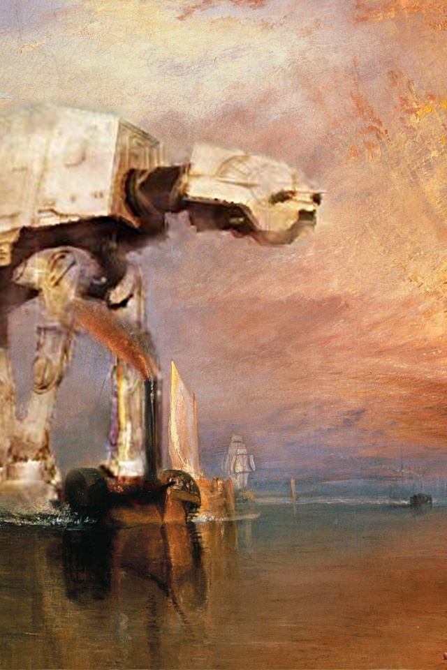 ws-Star-Wars-Paiting-x-PIC-MCH0119553 Star Wars Wallpapers Iphone 4 44+